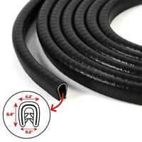 20feet Car Rubber Seal Trim Molding Strip Door Edge Lock Protector All Weather