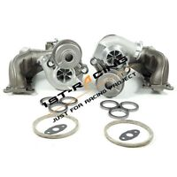 Billet 6+6 TD04L-17T Twin Turbos For BMW 535i / 535xi 3.0L 700HP 225KW N54B30