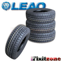 4 Leao Lion Sport AT 265/70R16 112T All Season All Terrain Performance Tires
