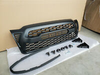 Toyota Tacoma Grill 2005-2011 Front Bumper Hood Grille Black US Brand New