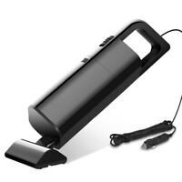 Car Vacuum Cleaner Portable Handheld 12V 120W Strong Suction With Floor Brush