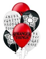 Stranger Things Balloons ~ Birthday Party Supplies Decorations