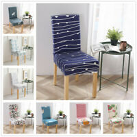 Stretch Spandex Dining Room Wedding Chair Covers Party Decor Wedding Supplies