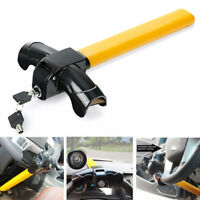Anti-Theft Security Rotary Steering Wheel Lock Top Mount For SUV Auto Car Beamy