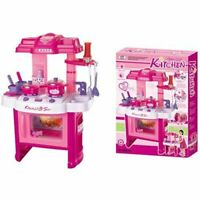 Deluxe Beauty Kitchen Appliance Cooking Play Set 24