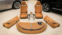 Bugatti Veyron COMPLETE BRAND NEW interior 2006-2015 Only 1 in the WORLD