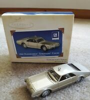 1966 Oldsmobile Toronado Coupe Hallmark Ornament