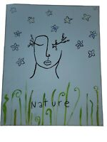20 x 16 Nature Canvas Wall Art made by: Leya