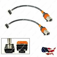 2pcs D1S D1R HID Xenon Bulbs Replacement Wiring Harness Connect D1 HID Ballasts