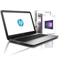 HP Notebook 15,6 Zoll - AMD Core 2,00 GHz - 500 GB - 4 GB DDR4 - Windows 10 Pro