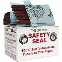 SAFETY SEAL TIRE PLUGS TUBELESS TIRE REPAIR 60 PLUGS 4