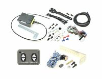 Rostra 250-1223 Universal Cruise Control Kit, Lighted Switch, Magnet VSS Kit