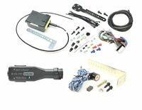 Rostra 250-1223 Universal Cruise Control Kit, Left Hand Switch, Magnet VSS Kit