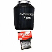 Injen Air Intake Filter HydroShield BLACK Pre-Filter Cover X-1033