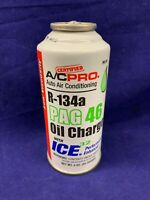 R-134a Refrigerant PAG 46 Oil Charge Auto Air Conditioner 3oz. *FREE SHIP*