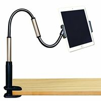 360 Rotating Lazy Bed Desktop Stand Holder Mount For Ipad Iphone Tablet 3.3Feet