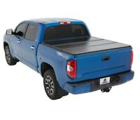 05-18 Toyota TACOMA 5ft short Bed Hard Solid Trifold Clamp-On Tonneau Cover