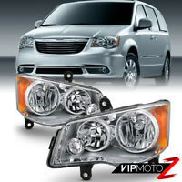 11-17 Dodge Grand Caravan 08-16 Chrysler Town&Country Replacement Headlight Lamp