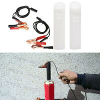 Car Vehicle Fuel Injector Flush Cleaner Adapter DIY Kit Cleaning Tool w/ Nozzles