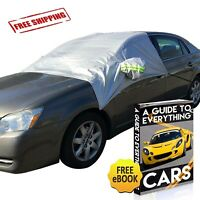 Car Windshield Snow Cover Frost Guard Ice Protector SUV Truck Window All Season