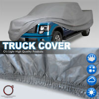 FORD F150 STD EXT CREW CAB 8' Ft Bed Indoor Outdoor Waterproof Truck Car Cover