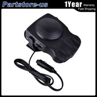 Car Portable Electric Heater Heating Cooling Fan Defroster Demister for Boat SUV