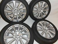 VOLVO 2016-2018 XC90 20 INCH WHEELS AND TIRES (10 Spoke) ONLY 1 SET LEFT!!!!