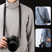 USA Paracord Camera Belt Anti-lost Camera Rope Emergency Paracord Neck Strap