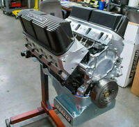 347 Ford Crate Engine Small Block Stroker 425 HP Dyno Tested Roller Cam