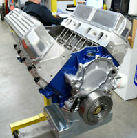 520hp Small Block Ford Custom 427 Stroker Engine All Forged AFR CNC Heads 351W