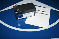 Mercedes Benz Genuine Auxiliary Battery 12V 1.2Ah GL ML CL CLS E GLK G S R