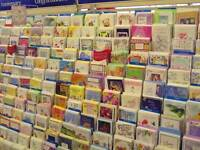Closeout Lot Of 120 Assorted Greeting Cards. Birthday, Friendship, W/ Envelopes