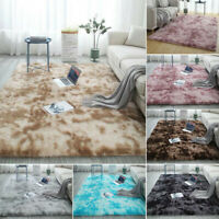 Shaggy Area Rugs Floor Carpet Living Room Bedroom Large Soft Rugs Home Decor