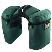 C-0-GR OUTFITTERS SUPPLY HORSE RIDER TRAILMAX ORIGINAL POMMEL HORN SADDLE BAGS G