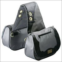 C-PWTR OUTFITTERS SUPPLY HORSE TRAILMAX SUN RIVER COLLECTION SADDLE BAGS PEWTER
