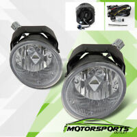 For 2001-2004 Nissan Frontier Xterra Maxima Sentra Fog Lights+Wiring Kits+Switch