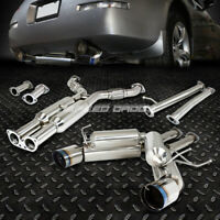 FOR 350Z Z33/G35 DUAL 4.5