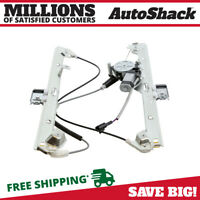 New Power Window Regulator w/Motor Front Driver Side fits 99 - 07 Silverado SUV