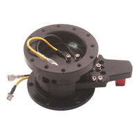 Quick Release Ball Lock System Steering Wheel Hub Flip Up Tilt Without Lock