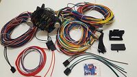 Gearhead 1967 68 69 70 1972 Ford Truck Pickup Universal Wiring Kit Wire Harness