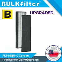 TRUE HEPA+ Replacement FILTER B for GERMGUARDIAN GERM FLT4825 AC4800 4800 SERIES