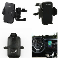 Truck Car Fast Wireless Charging Qi Wireless Charger For iPhone 8/X,Galaxy Note8