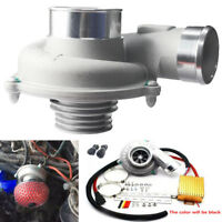 Car Electric Turbocharger Turbo Supercharger Kit Lifting Power Economical Fuel