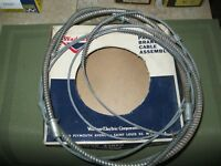 New 1954-64 Studebaker ,Packard Rear Emergency Brake Cable