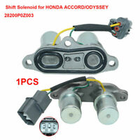 28200-P0Z-003 OEM Transmission Lock up Solenoid For Acura Honda Accord Odyssey