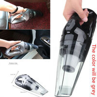 New Rechargeable Portable 120W Cordless Car Home Vacuum Cleaner Universal