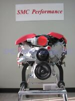 NEW SMC Performance 595 HP Forged LS7 Engine with Stand Alone Harness