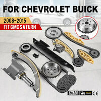 Timing Chain Kit For Chevrolet Malibu 8-13 Equinox 10-15 Buick L4 2.0 2.2 2.4
