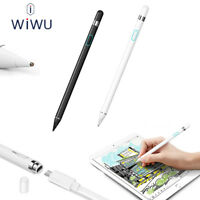 WiWU Lade kapazitive Pen Touchscreen Stylus Stift für iPhone iPad Tablet Samsung