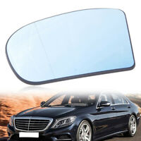Left Driver Side Mirror Glass Heated For Mercedes-Benz C & E CLASS W211 W203